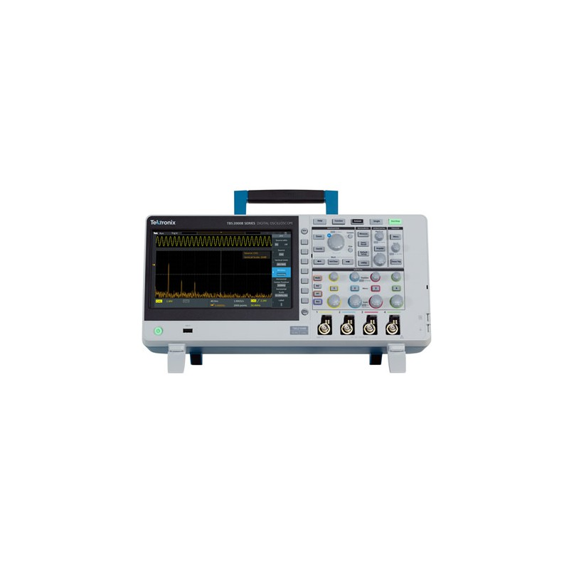 Tektronix TBS2204B Calibration Instruments