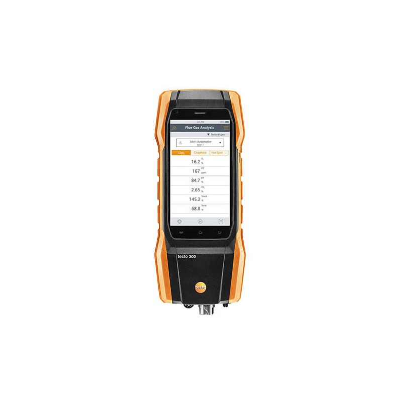 Testo 300-RC-KIT Calibration Instruments