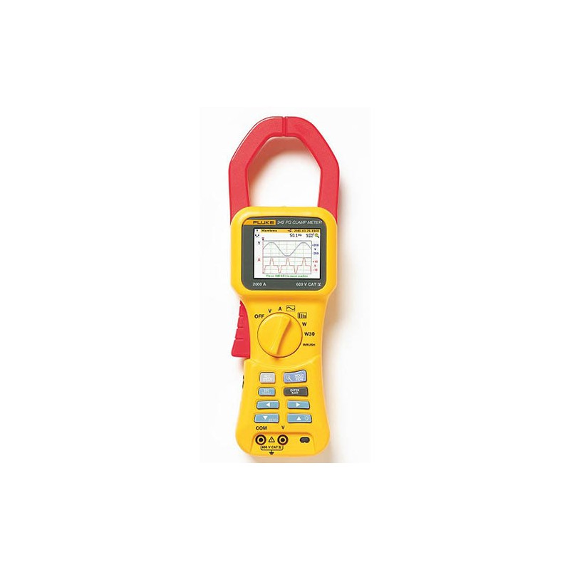 Fluke 345 Calibration Instruments