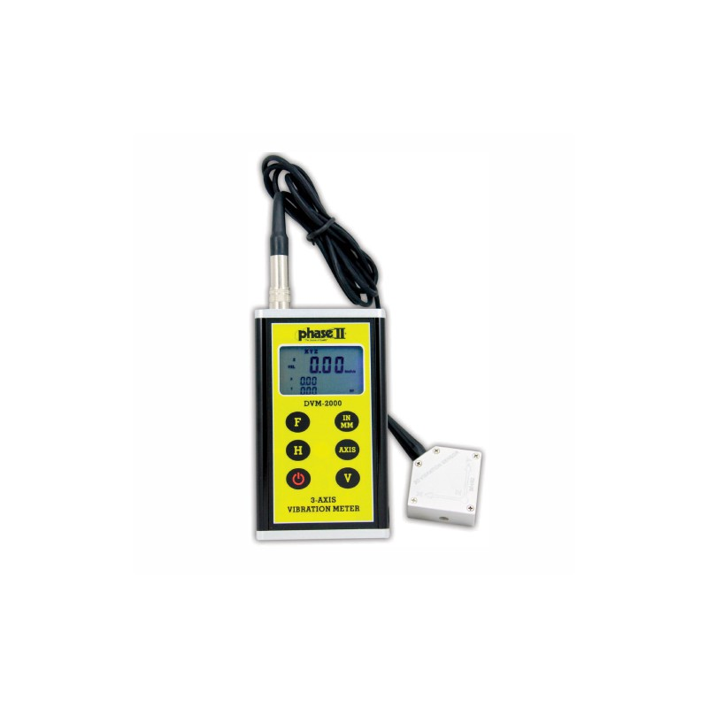 Phase II DVM-2000 Calibration Instruments