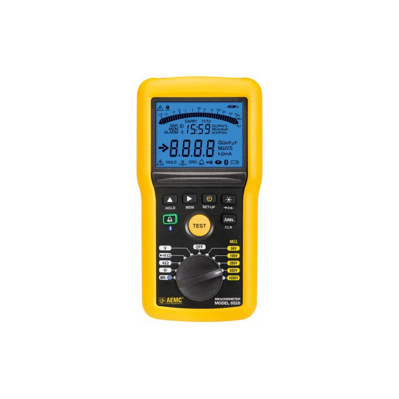 AEMC 6526 Calibration Instruments
