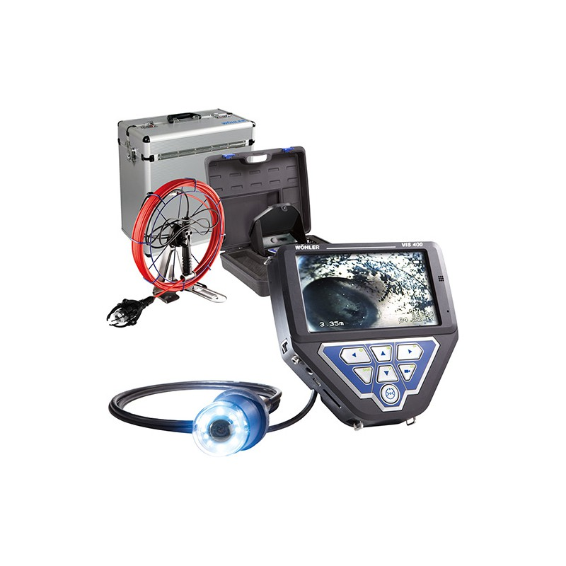 Wohler VIS 400 VIPER KIT Calibration Instruments