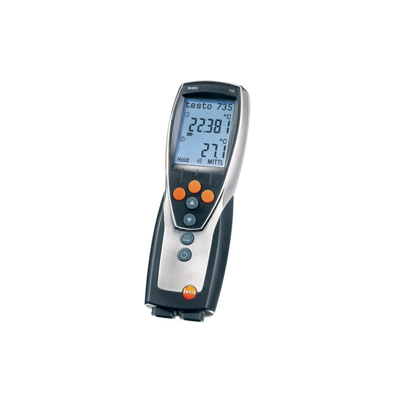 Testo 735 Calibration Instruments