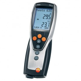 Testo 6352 Calibration Instruments