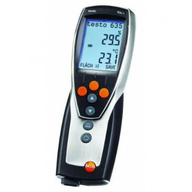 Testo 635 Calibration Instruments