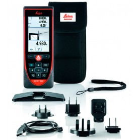 Leica DISTO S910 Calibration Instruments