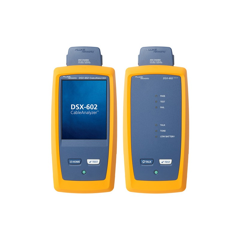 Fluke Networks DSX-602-PRO Calibration Instruments