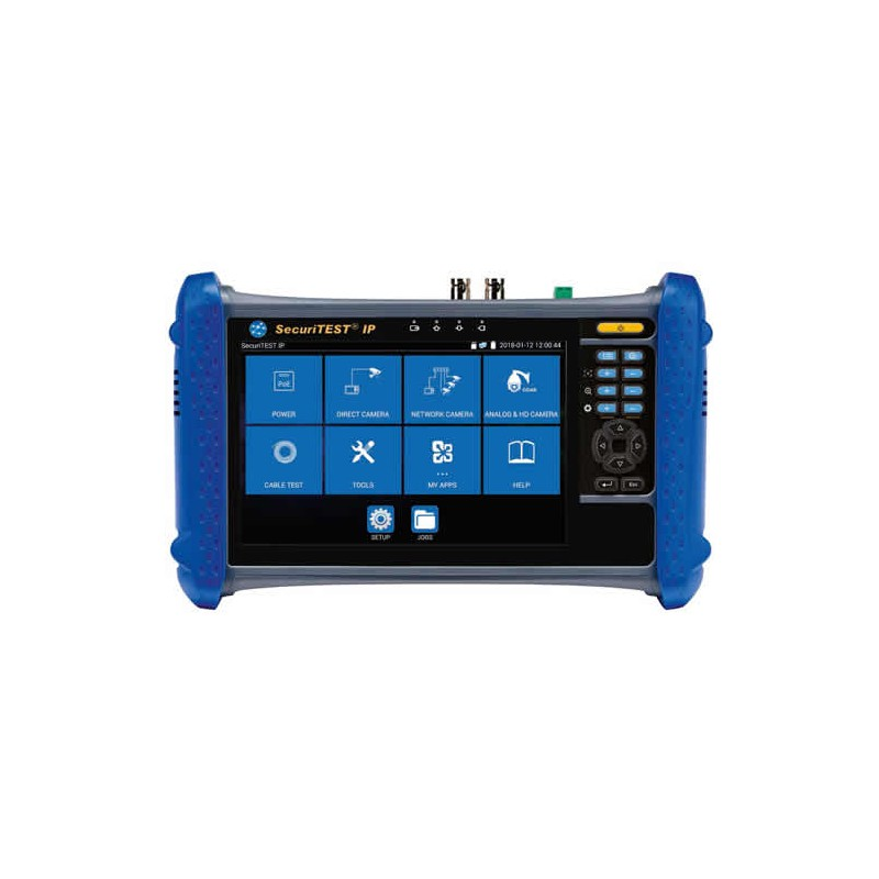 IDEAL Networks SecuriTEST IP Calibration Instruments