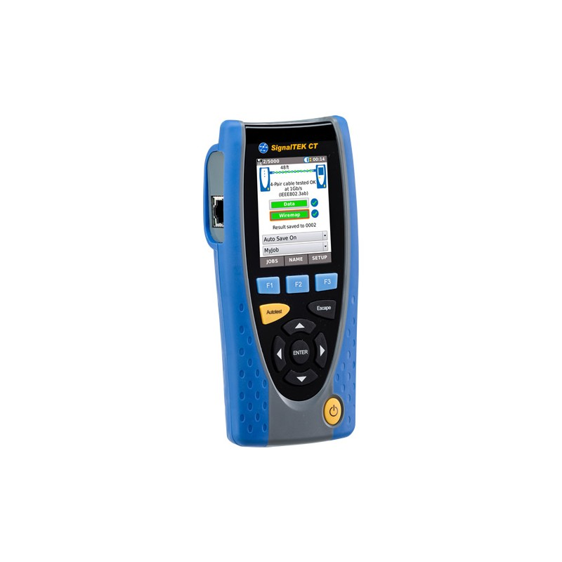 IDEAL Networks SignalTEK CT Calibration Instruments