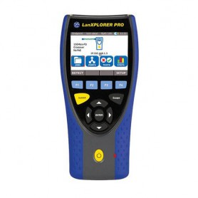 IDEAL Networks LanXPLORER Pro Calibration Instruments