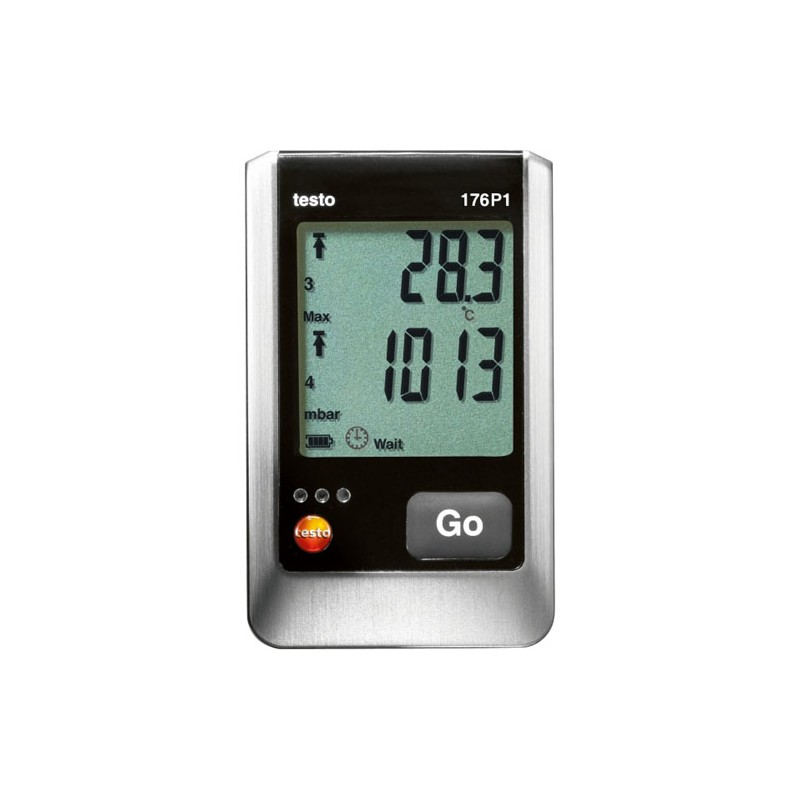 Testo 176-P1 Calibration Instruments