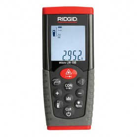 RIDGID micro LM-100 Calibration Instruments