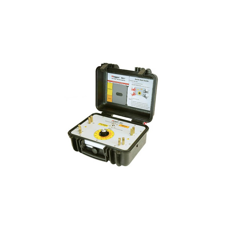 Megger TRS1+ Calibration Instruments